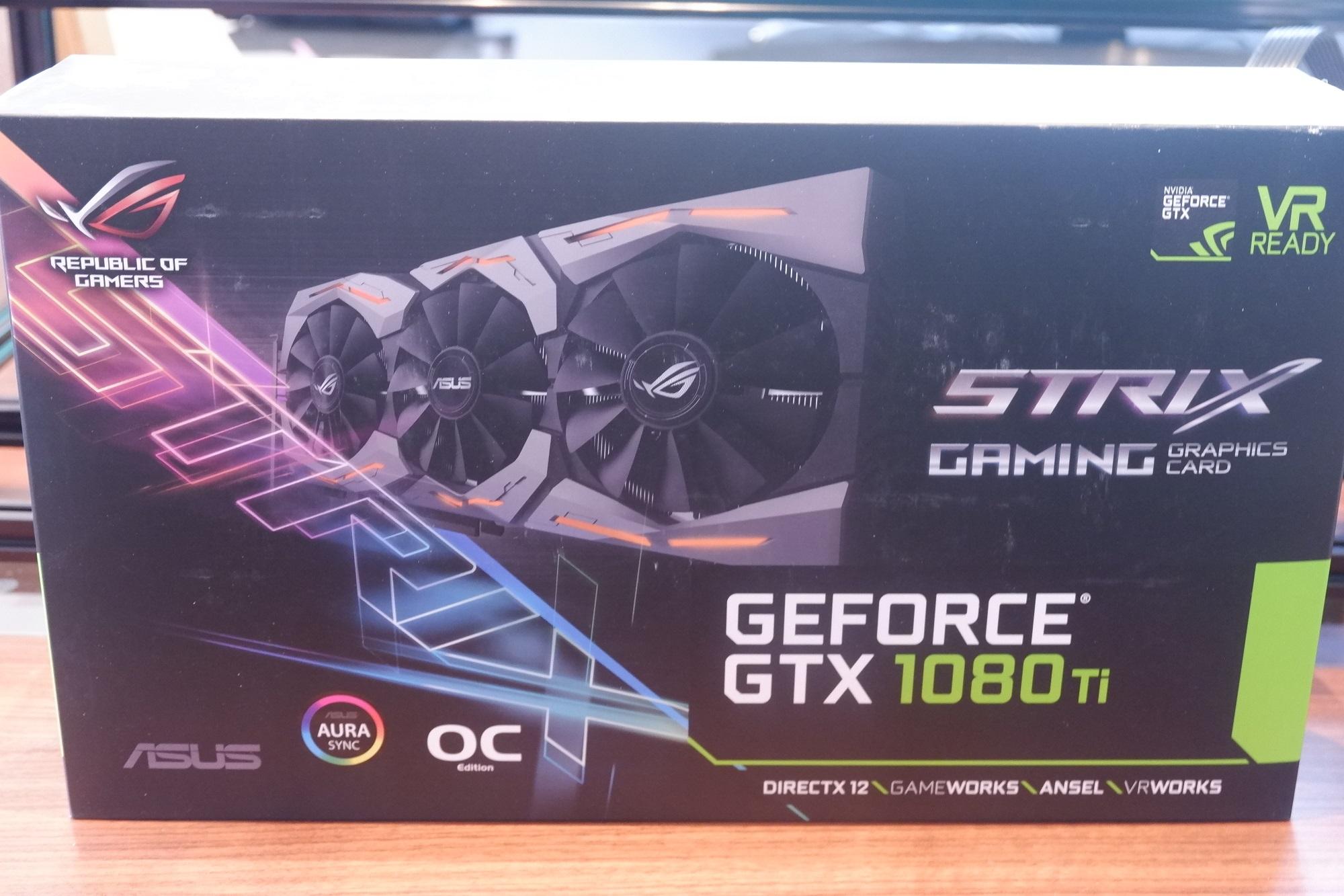 ASUS GeForce GTX 1080Ti