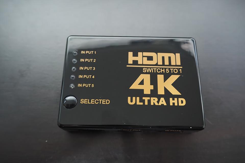 HDMIセレクター - 本体