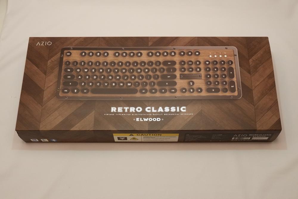 AZIO RETRO CLASSIC - 外箱