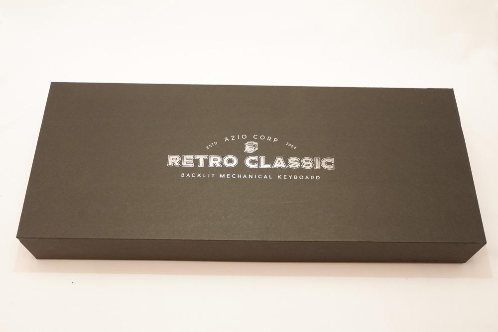 AZIO RETRO CLASSIC - 化粧箱