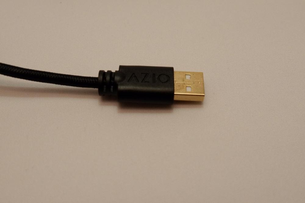 AZIO RETRO CLASSIC - USB Type-Cケーブル