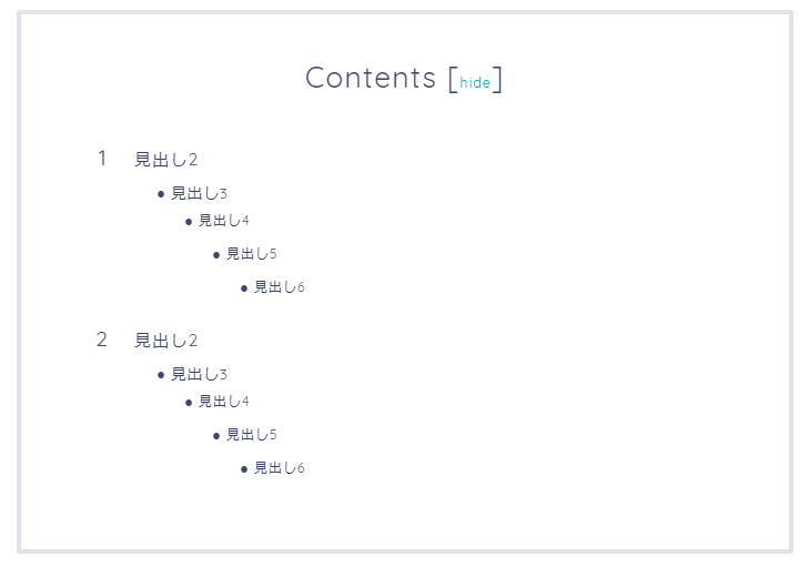 JIN - TOC+ CSS