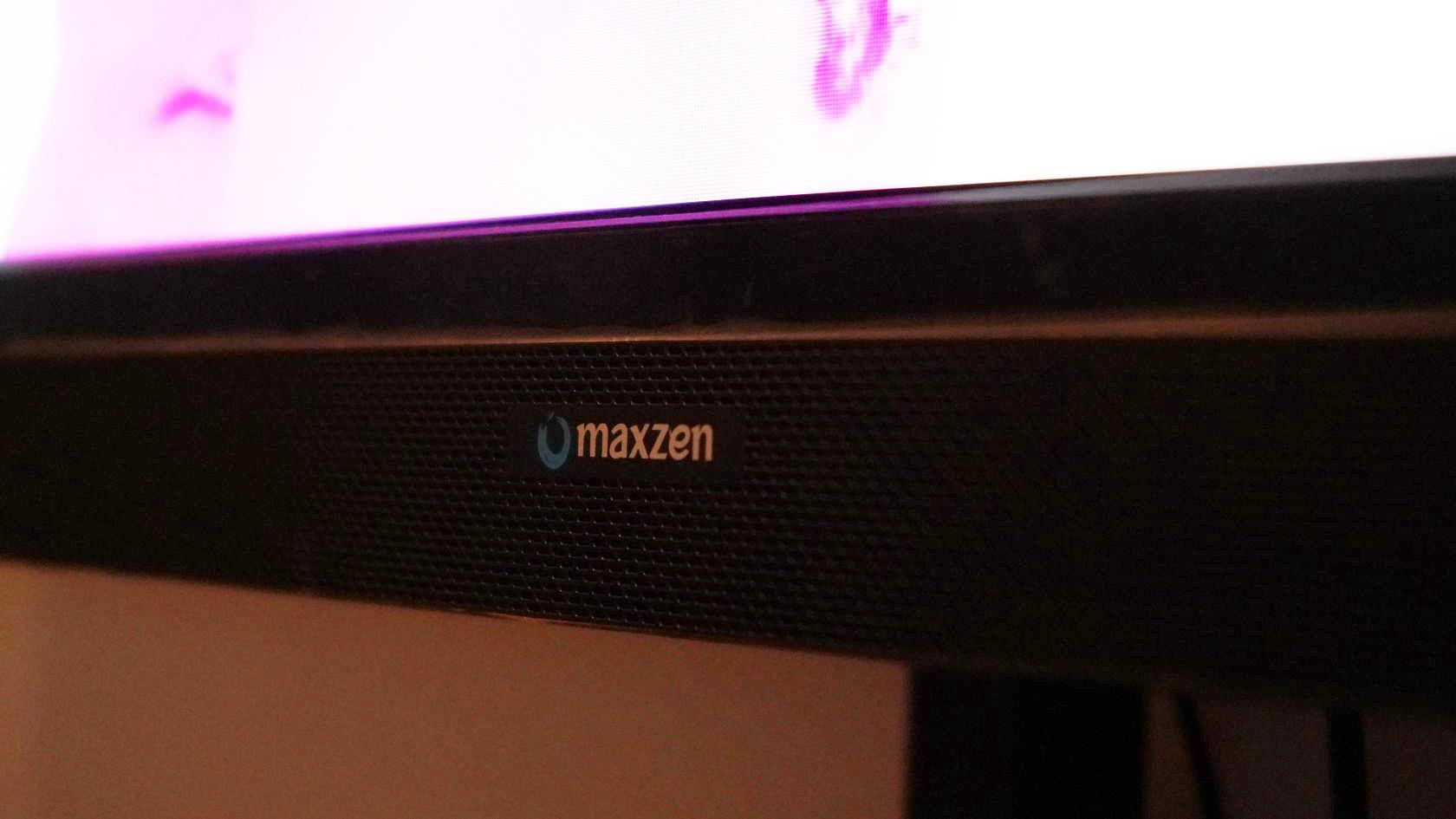 MAXZEN - テレビ