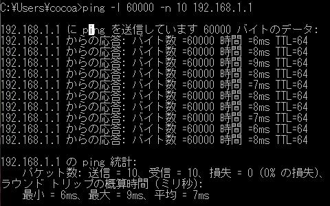 ASUS PCE-AC88速度計測