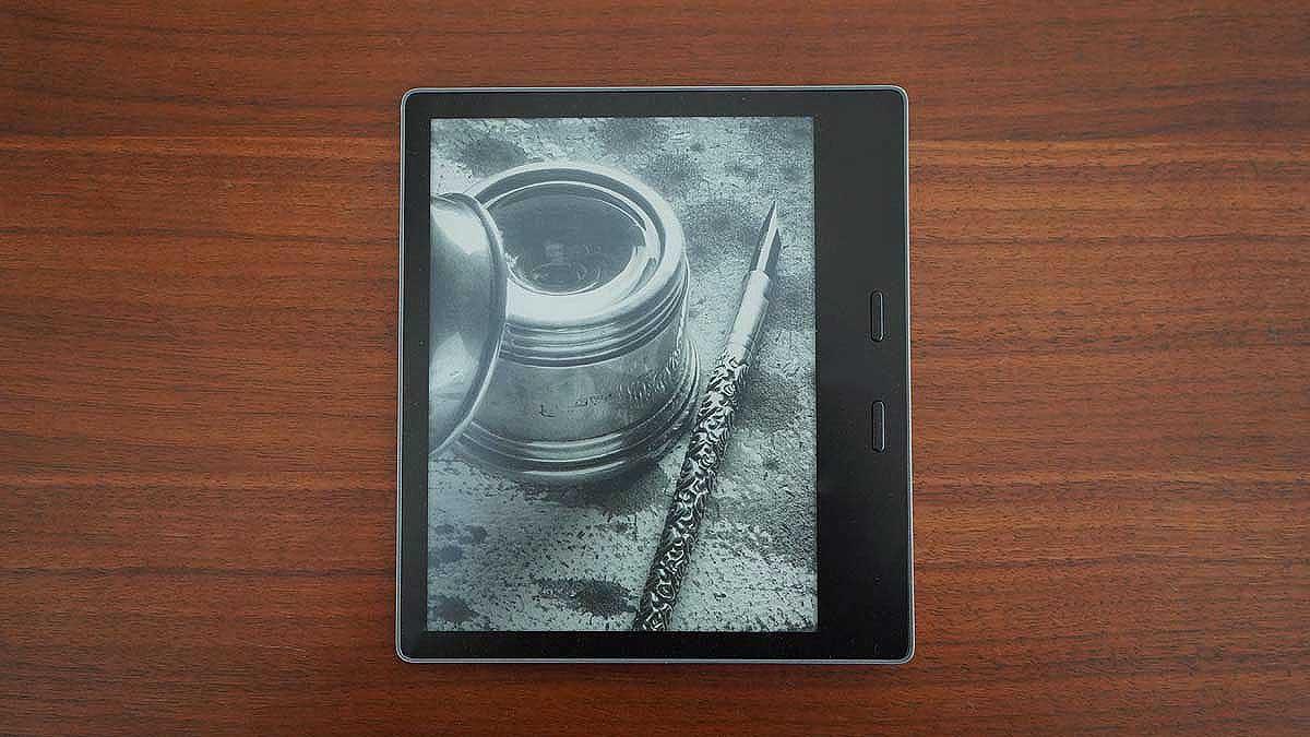 買ってよかったもの2019 - Kindle Oasis 32GBモデル
