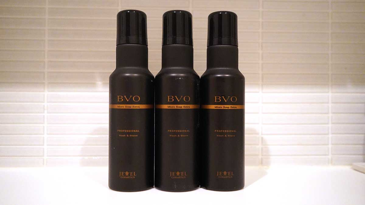 買ってよかったもの2019 - BVO マイクロソープ 洗顔フォーム