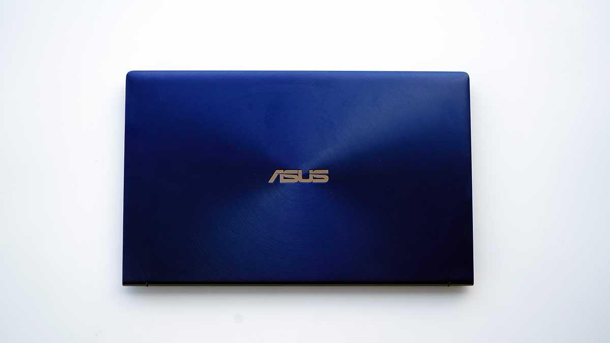 ZenBook 14 ASUS UX434FL - 正面