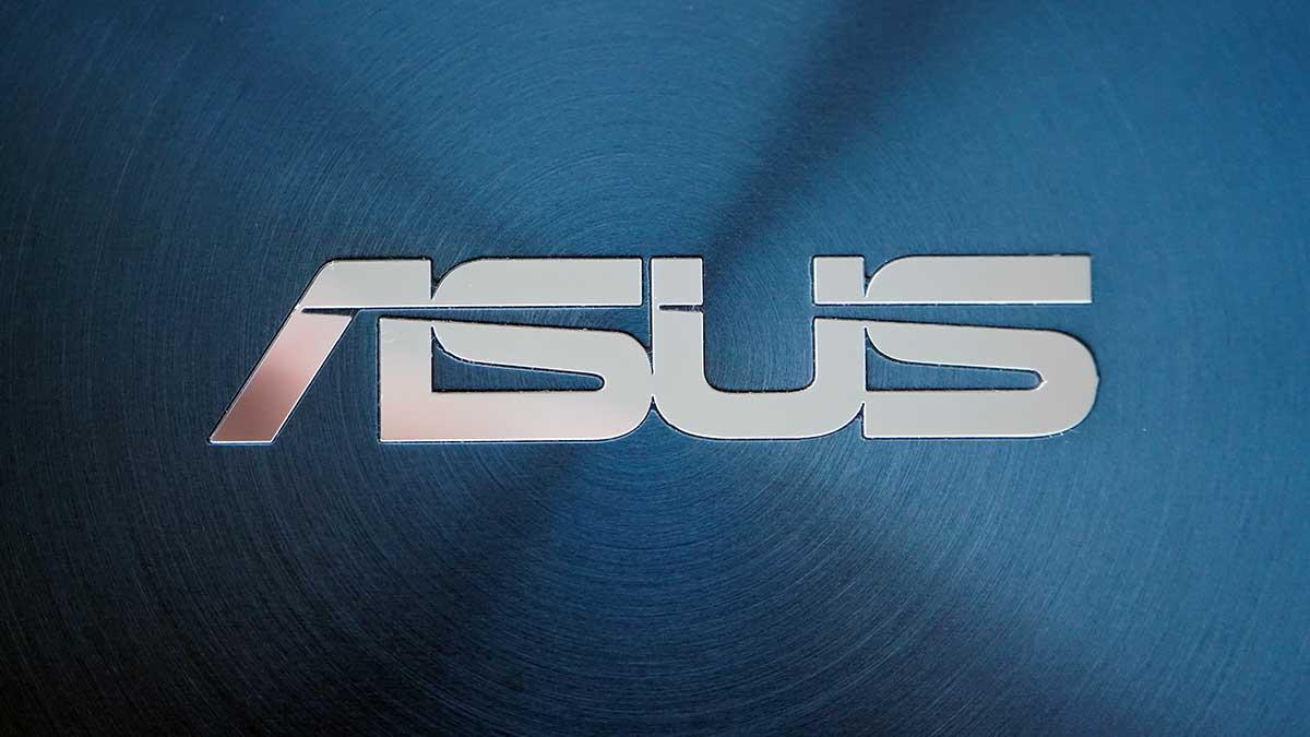 ASUS ZenBook Pro Duo UX581GV - ロゴ