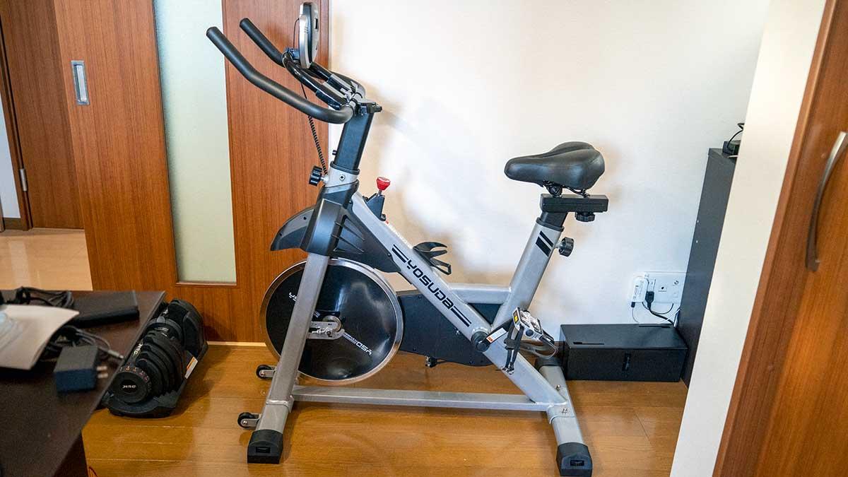 YOSUDA フィットネスバイク