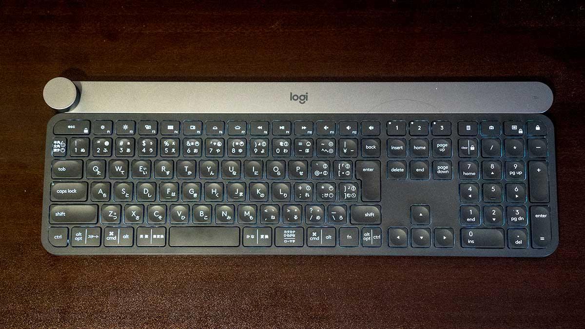 ロジクール KX1000s